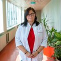 Regionaalhaigla kiirabi osakonna juht Lilian Lääts.