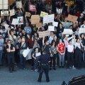 VIDEO ja FOTOD: USA-s protestitakse Trumpi sisserändealase korralduse vastu