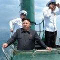 USA mängufilm ajas Põhja-Korea marru