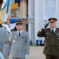 Riho Terras kohtus Prantsuse kaitseväe juhataja kindral Pierre De Villiersiga