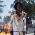 """TÕUSEV STAAR: Lupita Nyong'o näitlejakarjäärile puhus tuule tiibadesse Steve McQueeni ajalooline draama """"12 aastat orjana"""", mille eest pärjati Nyong'od parima naiskõrvalosa Oscariga."""