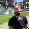 DELFI VIDEO PORTUGALIST | Gregor Jeets mägedes sõitmisest: autos sõites pole hirmus, aga välja astudes on hirmus