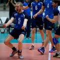 Eesti alistas Rootsi ja võrkpallikoondis jõudis juba kolmandat korda Kert Toobali eestvedamisel EM-finaalturniirile.