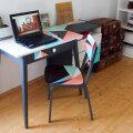 TEE ISE | Vanast köögimööblist võib ümber disainida stiilse ja mugava koduse kontorimööbli