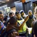 Rootsi raudteejaamast on kadunud kuni 20 pagulaslast, kardetakse kurja kätt