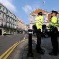 VIDEO   Briti politsei kohtleb peatsete kuninglike pulmade ajal igaüht potentsiaalse terroristina