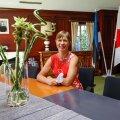President Kersti Kaljulaid Eesti saatkonnas Tokyos