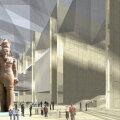 Egiptuse püramiidide juurde ehitatakse hiiglaslik Giza muuseum