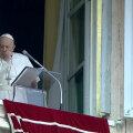 Paavst Franciscuselt võeti Itaalia meedia teatel koroonaviiruse proov, mis osutus negatiivseks