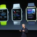 """""""Õuna""""-fännid rõõmustage! Apple teatas oma nutikella lansseerimispeo koha ja aja"""