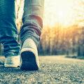 Kõndimine on uus must