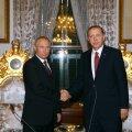 VIDEO: Erdoğan ja Putin allkirjastasid Vene-Türgi gaasitorukokkuleppe