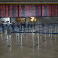 Tel Avivi lähedal asuv Ben Gurioni lennujaam
