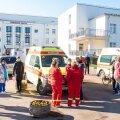Poola Nivea heldekäelise annetuse üle tuntakse Kuressaare haiglas head meelt.