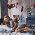 Eesti mehed ausalt ja häbenemata valentinipäevast: võiks olla fantaasiarohke tegevus magamistoas