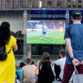 Финал ЧЕ по футболу на большом экране покажут и на площади Вабадузе, и в Ласнамяэ