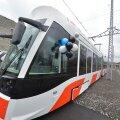 """ILUS, KUID VIGANE: Uus tramm näeb välja nagu """"välismaa"""", aga läheb pidevalt katki."""