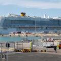 VIDEO | Itaalias hoitakse koroonaviiruse kahtluse tõttu ristluslaeval kinni 6000 inimest