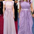 Koopia või kokkusattumus? Maris Kõrvits kandis presidendi vastuvõtul Givenchy moemaja loomingule väga sarnast kleiti...