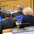 Riigikogu võttis menetlusse VEB Fondiga seotud otsuse eelnõu