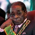Suri Zimbabwe kurikuulus endine president Robert Mugabe