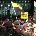 FOTOD ja VIDEO: Dresdenis toimus rekordilise osavõtuga islamivastane meeleavaldus, vastumeeleavaldused olid aga kokkuvõttes rahvarohkemad