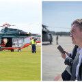 Taavi Rõivas laenab aeg-ajalt PPA-lt helikopterit.