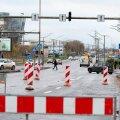 Transpordiamet piirab liiklust Peterburi teel