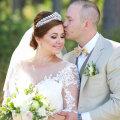 ESIMENE FOTO | Laulja Merlyn Uusküla abiellus kauaaegse kallimaga