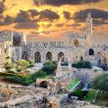 Jeruusalemmas tuli välja 2700 aasta vanune luksuskäimla