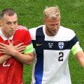 Сборная России одержала первую победу на чемпионате Европы