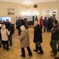 Venemaa presidendivalimiste eelhääletamine Vene saatkonnas eile 17. märtsil