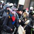 Helsingi südames toimub anarhistide vappumarss