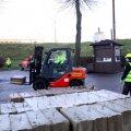 ФОТО   В Риге начинается подготовка к строительству центрального узла Rail Baltic