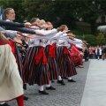 FOTOD | Tantsijad kavatsevad koguneda Vabaduse väljakul