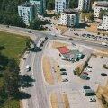 DROONIVIDEO | Tallinna üks ohtlikumaid väikeristmikke: viie aastaga 20 liiklusõnnetust