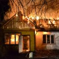 DELFI FOTOD JA VIDEO: Viljandi maakonnas hukkus talumaja põlengus inimene