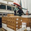 Участники экспедиции в Арктику возьмут с собой в дорогу 370 кг мяса
