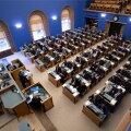 Riigikogu lihtsustas kodakondsuse taotlemist alaealistele