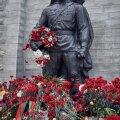 На 14-ю годовщину переноса Бронзового солдата в Таллинне зарегистрировали две акции
