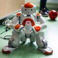 TTÜ arvutiteaduse instituudi teadlased õpetavad robotit eesti keelt rääkima.