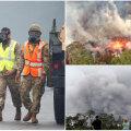 FOTOD ja VIDEO | Hawaii Kilauea vulkaan tegi plahvatusliku purske ja paiskas välja meeletu suitsusamba