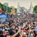 Tais keelati demokraatiameelsed meeleavaldused