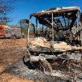 Zimbabwes hukkus gaasiballooni plahvatuse järel bussipõlengus vähemalt 42 inimest