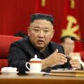Kim Jong-uni sõnul valmistub Põhja-Korea nii dialoogiks kui ka vastasseisuks USA-ga
