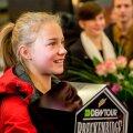 Невероятно! 13-летняя эстонка вошла в тройку лидеров мирового рейтинга