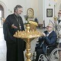 Эдгар Сависаар и Мария Юферева посетили Ласнамяэскую православную церковь