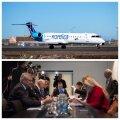 Lennuki tehniline rike ähvardas pool Eesti valitsust Brüsselisse lõksu jätta