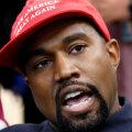 USA räppar Kanye West teatas presidendiks kandideerimisest