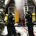 Hukkunuga lõppenud tulekahju Paides